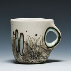 Persimmon Gallery - Our mission is to support our local Artists! Persimmon Gallery - Our mission is to support our local Artists! Pottery Mugs, Ceramic Pottery, Pottery Art, Clay Mugs, Ceramic Clay, Cerámica Ideas, Keramik Vase, Pottery Classes, Pottery Sculpture