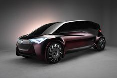 Toyota has revealed yet another concept car for the Tokyo Motor Show this year in the form of the Fine-Comfort Ride, an autonomous fuel cell vehicle.