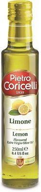 Lemon Flavoured Extra Virgin Olive Oil