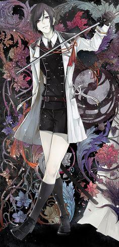 Yagen Toushirou | Touken Ranbu #game