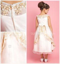 vestido primera comunión niña