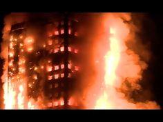 حريق برج غرينفيل في لندن