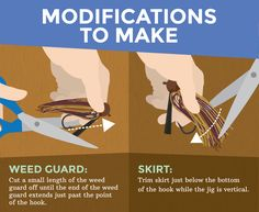 Modify Your Jigs
