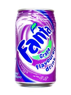 Grape soda - the best taste, can't describe it adequately :) Puerto Rico, Purple Food, Grape Soda, Fanta Can, African Children, South African Recipes, Out Of Africa, Design Graphique, Root Beer
