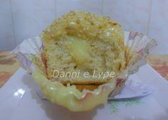 Danni e Lype: Cupcake de Maçã