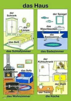 let's learn german:)
