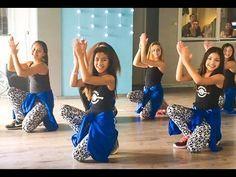 Bang Bang- Warming-up Dance kids - Jessie J. - Nicki Minaj- Ariana Grande - Choregraphy - YouTube