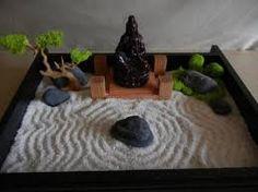 Resultado de imagen para mini zen garden