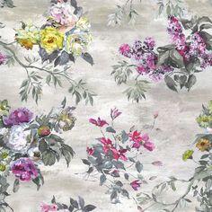 caprifoglio - ecru wallpaper | Designers Guild