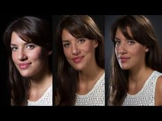 ▶ 5 Minute Portrait Lighting Tutorial: How to Use the Main, Fill, Hair, Background, and Kicker Lights - YouTube