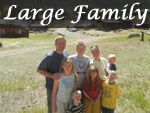Raising Arrows. Great, inspirational large fam blog by homeschooling mom of 8.
