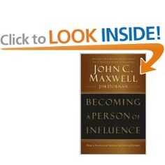 We all have the opportunity to influence people on a daily basis. Authors John Maxwell and Jim Dornan can guide you to positively impact people's lives, building not only their business and personal presences, but strengthening yours as well.