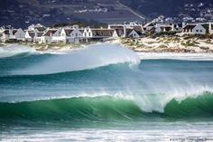 High tide in Kommetjie, Cape Town. South Afrika, Namibia, Cape Town South Africa, Out Of Africa, Pretoria, High Tide, Beaches, Beautiful Places, Surfing