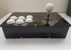 Portable Arcade Fight Stick For Raspberry Pi RetroPie Arcade, Console, Raspberry, Projects, Log Projects, Blue Prints, Raspberries, Roman Consul, Consoles