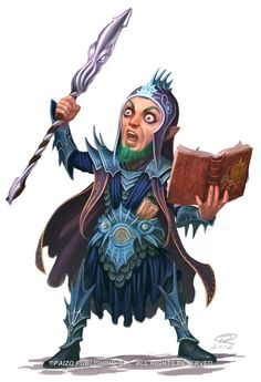 Pathfinder RPG. ©Paizo Publishing, LLC. All Rights Reserved.