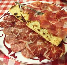 Spoleto Salumi | Fathom in Italy: The First Supper | FATHOM Travel Blog and Travel Guides