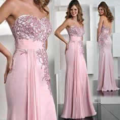 Resultado de imagem para vestido de madrinha rosa champagne