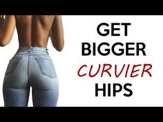 ❤️ How To Get Bigger Hips | 4 Workouts For Wider Curvier Hips! - YouTube