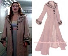 The pink coat of Rose in Titanic another to do project =) and a nice inspiration