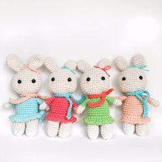 Ratoncitas - hechos por Florencia Rodríguez para Kitsune Shop