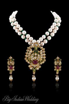 Preeti Jain ornate jewellery