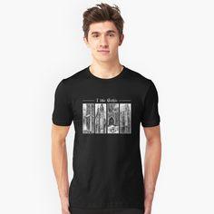 goth tshirt, why not 😁😨