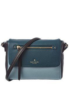 28a2718de4 Kate Spade New York Cobble Hill Mini Toddy Leather Crossbody. nutsinabutt ·  Purses ...