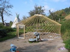 SimplyDifferently.org: Yurt Notes & Calculator