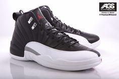 991c21d19d6518 Air Jordan XII Retro  Playoffs  - Detailed Look - SneakerNews.com