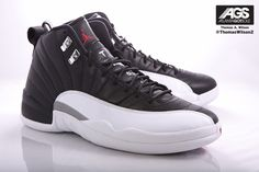 Air Jordan XII 'Playoffs'. Can't wait for these to drop on 4/21!!