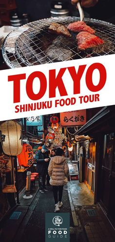 Shinjuku is one of the best places to eat in Tokyo. If you're looking for a good Tokyo food tour, then this night foodie tour in Shinjuku may be for you. Japan Travel Tips, Asia Travel, Shinjuku Japan, Kyoto Japan, Tokyo Food, Tokyo Night, Tour Around The World, Travel Guides, Travel Advice