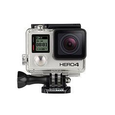 Sale Preis: GoPro HERO4 BLACK 4K Action Camera. Gutscheine & Coole Geschenke für Frauen, Männer & Freunde. Kaufen auf http://coolegeschenkideen.de/gopro-hero4-black-4k-action-camera  #Geschenke #Weihnachtsgeschenke #Geschenkideen #Geburtstagsgeschenk #Amazon
