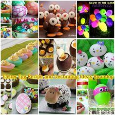 DIY Easter Egg Recipe and Decorating | www.FabArtDIY.com