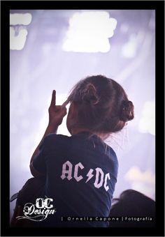 AC DC by Ornella Capone