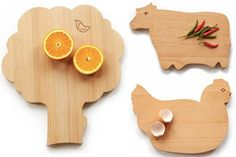 The cutest chopping boards I've ever seen