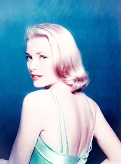 Grace Kelly photographed by Philippe Halsman, 1954.