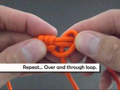 How to Tie the Barnacle Knot by TIAT - YouTube