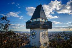 Grazer Uhrturm | Flickr - Photo Sharing! Photography Photos, Explore, Inspiration, Outdoor Decor, Home Decor, Pictures, Graz, To Draw, Biblical Inspiration