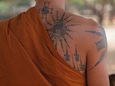 Buddhist-Tattoo