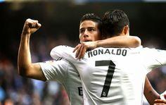 Blog Esportivo do Suíço: C. Ronaldo confirma boa fase como garçom, e Real Madrid segue na ponta