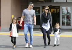 Jessica Alba - Jessica Alba and Family Out in Hollywood THIS FAMILY IS SO CUTE