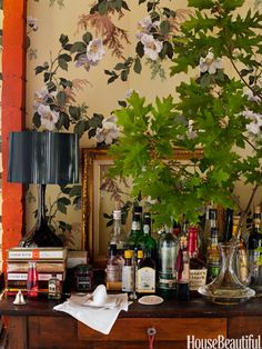 Ways To Totally Transform Your Home Bar Vintage bar. Design: Deirdre Heekin and Caleb Barber.Deirdre (disambiguation) Deirdre or Deirdrie is a feminine given name. Deirdre may also refer to: