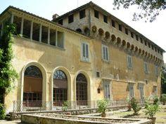 Villa di Careggi - Firenze, via Gaetano Pieraccini 17 -