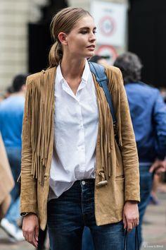 Female Street Style Since 2011