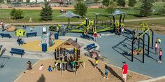 Play 4 All – Themed inclusive playground