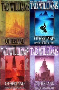 Tad Williams- Otherland series  Damit lässt sich das schlechteste Wetter überstehen