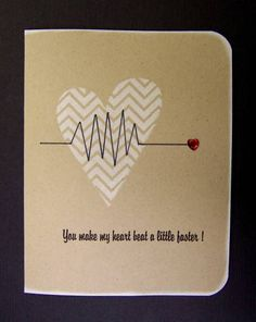 Stamps: Hero Arts heart, computer-generated sentiment  ... a matt nathanson inspired card
