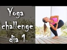 YouTube - Great 30 days Yoga Challenge for beginners and advanced - loving the Vinyasa