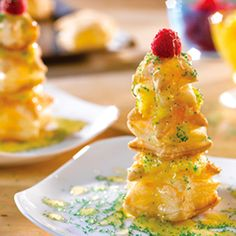 Pepperidge Farm® Puff Pastry - Recipe Detail - Puff Pastry Christmas Trees