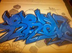 Bravo graffiti